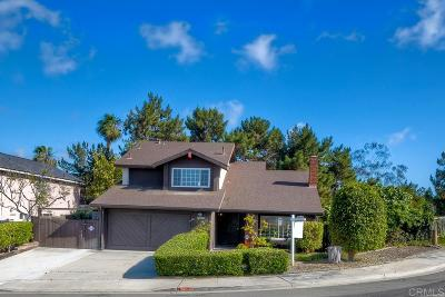 Oceanside Single Family Home For Sale: 3391 Jibsail St.