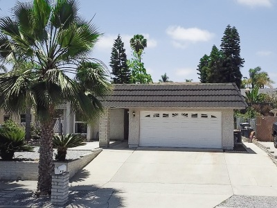 Single Family Home For Sale: 4108 Alana Circle