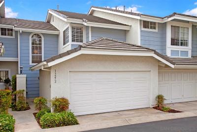 San Diego CA Townhouse For Sale: $719,000