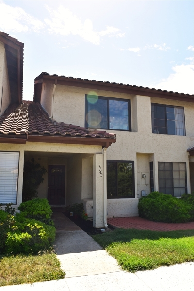 Escondido CA Townhouse For Sale: $349,900