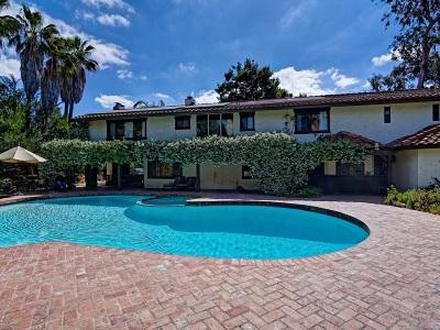 Single Family Home For Sale: 3415 Laredo Lane