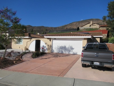 San Diego CA Single Family Home For Sale: $694,500