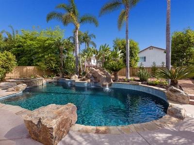San Diego Single Family Home For Sale: 5585 Shannon Ridge Ln