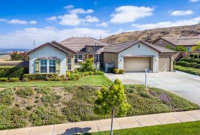Colton Single Family Home For Sale: 3039 Tiffany Lane
