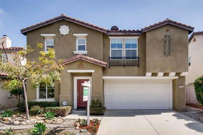 Single Family Home For Sale: 3982 Carino Way