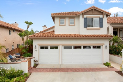 Carlsbad Single Family Home For Sale: 1428 Sapphire