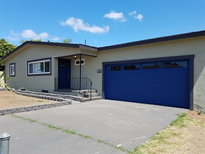 San Diego Single Family Home For Sale: 1004 39th Street