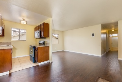 San Diego Attached For Sale: 4227 36th St #7