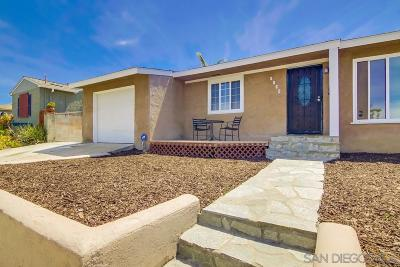 San Diego Single Family Home For Sale: 4120 Loma Alta Dr
