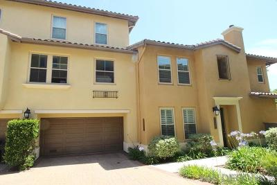 San Diego CA Attached For Sale: $770,000