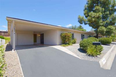 Escondido CA Attached For Sale: $339,500