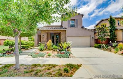 Carlsbad Single Family Home For Sale: 3753 Arapaho Pl
