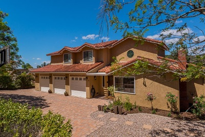 Poway Single Family Home For Sale: 15372 Midland Rd