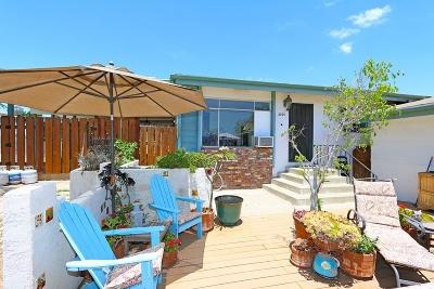 Single Family Home For Sale: 2033-2035 Bonita St