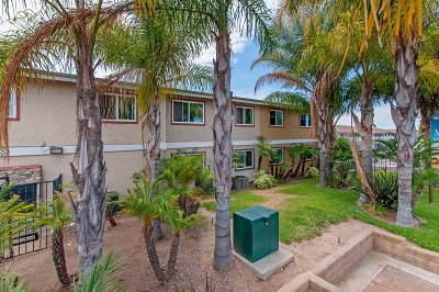 San Diego Multi Family 5+ For Sale: 5021-29 Logan Ave