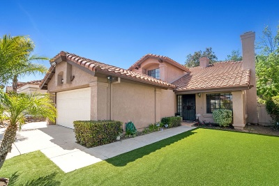 San Diego Single Family Home For Sale: 11756 Springside Rd