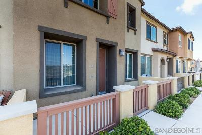 San Diego County Attached For Sale: 1795 Saltaire Pl #26