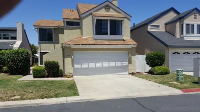 San Diego County Single Family Home For Sale: 1242 Aristotle Glen
