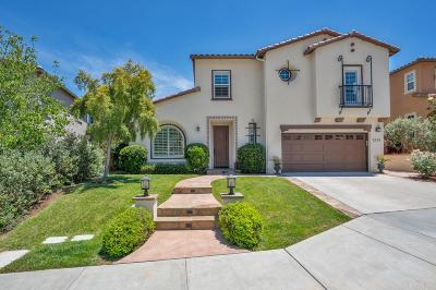 San Marcos Single Family Home For Sale: 1281 Holmgrove Drive