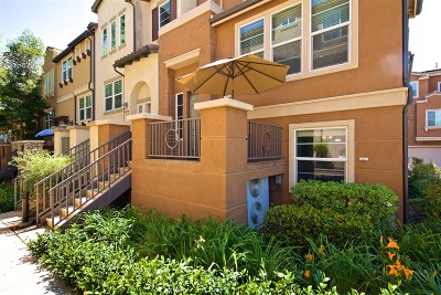 Santee CA Townhouse For Sale: $549,000