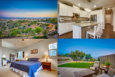 Del Sur Townhouse For Sale: 8543 Old Stonefield Chase