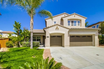 Chula Vista Single Family Home For Sale: 2405 South Trail Ct