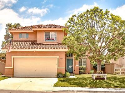 San Marcos Single Family Home Pending: 1287 Via Contessa