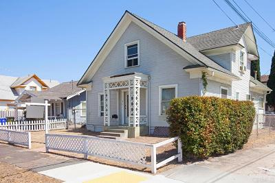 San Diego Multi Family 2-4 For Sale: 1525 Monroe Avenue