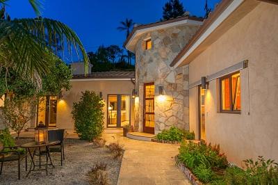 La Mesa Single Family Home For Sale: 4635 Mayapan Dr
