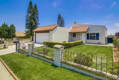 San Diego Single Family Home For Sale: 6045 Daisy Ave.
