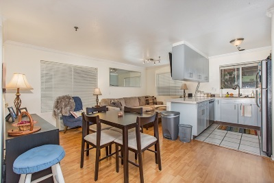 San Diego Attached For Sale: 3759 Florida St #L