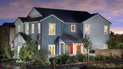 Chula Vista CA Single Family Home For Sale: $607,900