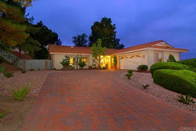 Bonita Single Family Home For Sale: 4128 Country Trails