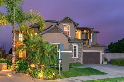 4s Ranch, 4s Ranch/Garden Walk, Del Sur, Del Sur Community Single Family Home For Sale: 17003 Sienna Ridge Drive