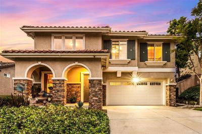 Vista Single Family Home For Sale: 1623 Carriage Circle