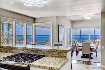 La Jolla Single Family Home For Sale: 6208 Avenida Cresta