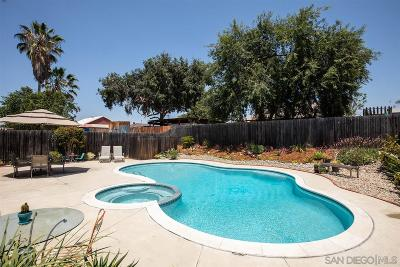 San Diego Single Family Home For Sale: 3529 Sparling St