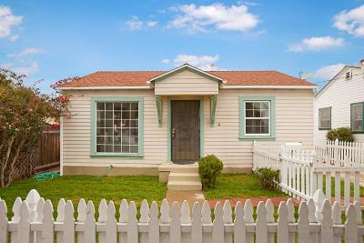 San Diego Single Family Home For Sale: 3564 Cherokee Ave