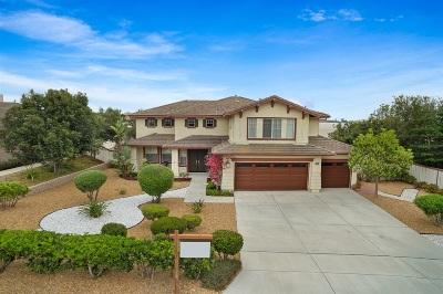 Oceanside Single Family Home For Sale: 1943 Ivy Rd.