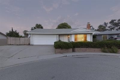 Chula Vista CA Single Family Home For Sale: $525,000