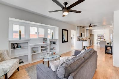 San Diego Single Family Home For Sale: 3640 Arnold Ave