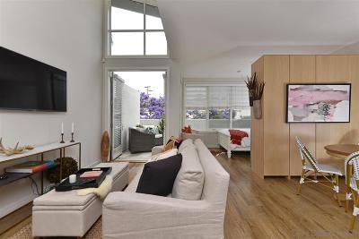 La Jolla Attached For Sale: 5490 La Jolla Boulevard #K211