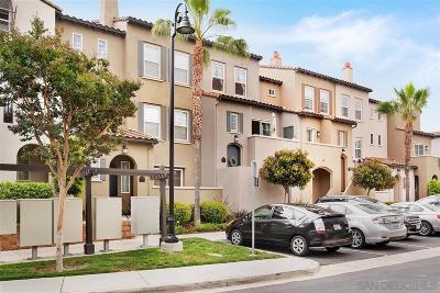 San Diego Townhouse For Sale: 16917 Vasquez #70