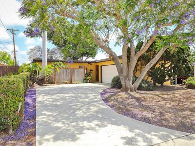 Chula Vista Single Family Home For Sale: 152 King St