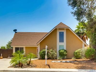 Vista Single Family Home For Sale: 416 Dorsey Way