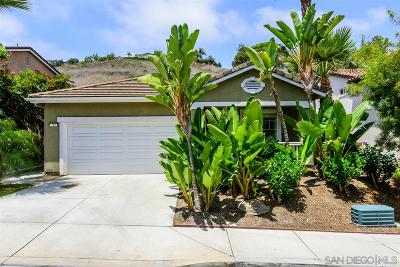 Oceanside Single Family Home For Sale: 125 Canyon Creek