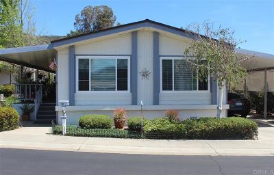 Mobile/Manufactured For Sale: 8975 Lawrence Welk Dr #366