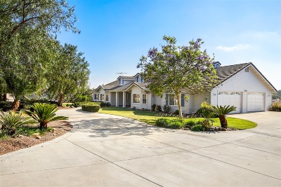 Single Family Home For Sale: 4023 Concordia Ln