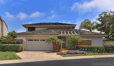 La Jolla Single Family Home For Sale: 6404 Caminito Northland