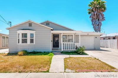 El Cajon Single Family Home For Sale: 420 S Sunshine Avenue